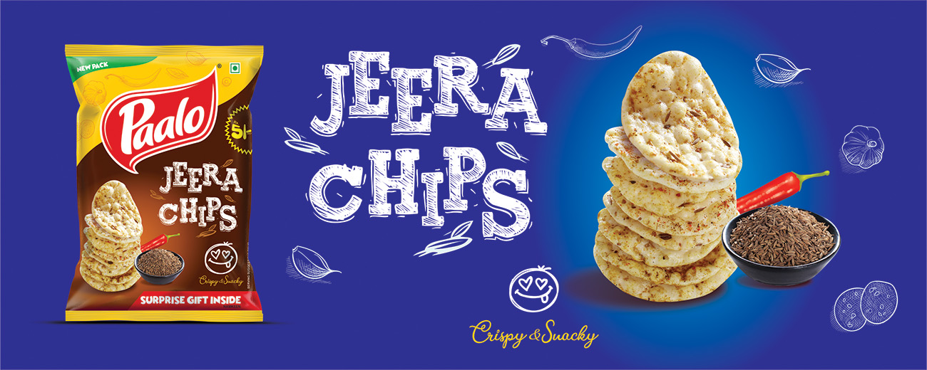 Paalo Jeera Chips